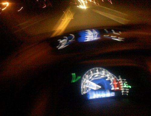 ¿Por qué afecta el alcohol a la conducción?