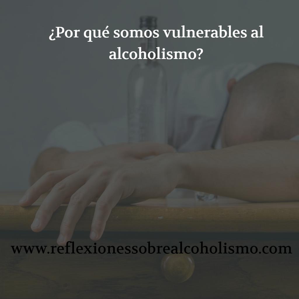 El aparato para el tratamiento del alcoholismo