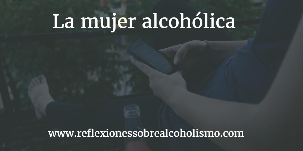 reflexiones sobre alcoholismo